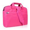 BUBM PCB компании Apple Asus HP Dell Lenovo ноутбук сумка мужчины и женщины плеча ноутбук сумка черные 15 дюймов Универсальных ноутбук asus n752vx