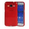 MOONCASE Мягкие гибкие силиконовый гель ТПУ Дело Чехол кожи для Samsung Galaxy Core Prime G360 / Prevail LTE красный sony xperia mooncase дело м5 гибкие мягкой гель тпу силикон кожу слим прочного дело покрытия горячей розовой