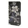 MOONCASE Flower style Leather Wallet Flip Card Slot Stand Pouch чехол для HTC Desire 620 A11 htc desire 650