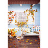 Lazy Afternoon Photo Background 5 * 7FT Vinyl Fabric Cloth Цифровая печать для фотографии S-3066