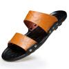2018 Летний новый стиль моды кожаные сандалии скольжения большой размер сандалии и тапочки пляж обувь projector lamp bulb shp136 ebt43485103 aj lbx2 for lg bx254 bs254 projectors