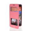 MOONCASE дизайн тонкий кожаный стороне окна от дела для того, чтобы перевернуть обратно HTC Desire 820 htc desire 650