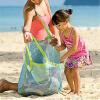 переносные сетка песок подальше сумку дноуглубительные работы почты детей носит игрушки пляж сумку