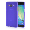 MOONCASE Transparent Soft Flexible Silicone Gel TPU Skin Shell Back ЧЕХОЛДЛЯ Samsung Galaxy A5 Purple аксессуар чехол samsung galaxy a3 2017 cojess tpu 0 3mm transparent