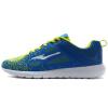 ERKE ERKE мужчины кроссовки удобные легкие кроссовки спортивная обувь мода повседневная обувь 51116203090 цвет синий / морской зеленый 43