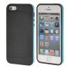 MOONCASE iPhone 5 5S Дело Гибкая Мягкий гель ТПУ силиконовая кожа Тонкий прочный чехол для Apple IPhone 5 / 5G / 5S синий хондроитин 5% 30г гель