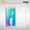 Ainy гальваническое защитное стекло screen protector для Samsung s6 edge 0.2mm ainy 0 33mm защитное стекло screen protector для lenovo k920 vibe z2 pro