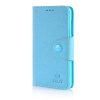 MOONCASE Cross pattern Leather Side Flip Wallet Card Slot Pouch Stand Shell Back ЧЕХОЛ ДЛЯ Microsoft Lumia 535 Blue mooncase classic cross pattern leather side flip wallet card slot pouch stand shell back чехол для htc desire 816 hot pink