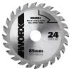 Кеши (WORX) WA5038 85мм пильный диск алмазный пильный диск диск алмазный diam 150х22 2мм master турбо 000160