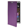 MOONCASE Slim Leather Flip Wallet Card Pouch with Kickstand Shell Back ЧЕХОЛДЛЯ HTC One Max T6 Purple синий slim robot armor kickstand ударопрочный жесткий корпус из прочной резины для vivo x9plus