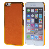 MOONCASE Litchi Skin золото Chrome Hard Back чехол для Cover Apple iPhone 6 Plus (5.5) Orange mooncase litchi skin золото chrome hard back чехол для cover apple iphone 5 5g 5s orange