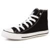 где купить WARRIOR мужские и женские парусиновые туфли на высокой подошве по лучшей цене