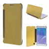 все цены на MOONCASE Samsung Galaxy Note 5 ЧЕХОЛ ДЛЯ Hard Plastic Design Flip Pouch Gold онлайн