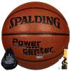 Spalding Spalding 74-102 небольшое переднее положение серии PU материал игры в баскетбол spalding spalding 73 303 резиновый материал no 6 мяч женщина с мячом баскетбол