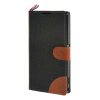 MOONCASE Xperia Z1 L39h , Leather Wallet Flip Card Holder Pouch Stand Back ЧЕХОЛ ДЛЯ Sony Xperia Z1 L39h Black sony dk31 для xperia z1 black купить