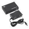 Full HD 1х4 4port узла передатчики V 1.3 3D 1080p усилитель HDMI сплиттер коробка черных