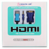 Shanze (SAMZHE) ZJX-360 HDMI хорошо известно VGA кабель-переходник с высоким разрешением аудио золотой пластины 2M klinke kabel 2m