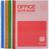 Широкий (Guangbo) 6 настоящего устройство 100 А5 дневника книги ноутбук офис цвета случайных катушка присутствует GBX0823