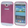 MOONCASE 2 IN 1 жесткий бампер вставить обложка чехол для Samsung Galaxy I9080 Гранд & Galaxy I9082 Гранд Duos фиолетовый аккумулятор krutoff для samsung i9080 i9082 eb535163lu 05113