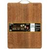 Dub обилие твердой древесины разделочная доска разделочная доска разделочная доска измельчения древесины крылья JP4030 (40 * 30 * 2 см)