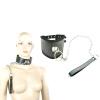 Сексуальная Запираемые воротник сдержанность фиксируя бондаж БДСМ Фетиш раб-470033 roxana карандаш yves rocher крыгина