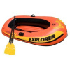 INTEX Надувная лодка для подводной лодки надувная игрушка для плавания intex 58523 касатка