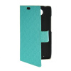 MOONCASE Slim Leather Side Flip Wallet Slot Pouch Stand Shell Back ЧЕХОЛ ДЛЯ Motorola Moto Droid Turbo XT1254 Mint Green mooncase slim leather side flip wallet card slot pouch stand shell back чехол для motorola moto droid turbo xt1254 azure