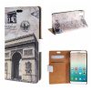 MOONCASE Huawei Honor 7i ЧЕХОЛ ДЛЯ Flip Wallet Card Slot Stand Leather Folio Pouch /a05 boxwave huawei g6310 bamboo natural panel stand premium bamboo real wood stand for your huawei g6310 small