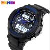 skmei 0931 мужчин во главе с цифровой кварцевые спортивные часы марки шок для военных