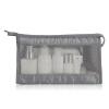 Marlowe Traveling Shirt Packed Pouch Портативная косметическая сумка для хранения Сумка для путешествий Сумка для стирки Серый