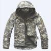 Размер евро TAD В 4.0 Мужчины Открытый военный тактический куртка скрытень Акула кожи Soft Shell Водонепроницаемый ветрозащитный Спорт Армия Одежда