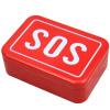Гладкая итальянский тур (Easy Tour) SOS аварийный комплект выживания комбинированные пакеты, путешествующие защиты автомобиля оборудование красный Emergency Survival Kit