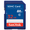 Карта памяти SanDisk (SanDisk) 32GB SDHC Class4 SD карты карта памяти sandisk sandisk 64gb sdxc class4 sd карта