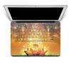 GEEKID@Макбук про ретина 15 наклейка наклейка наклейка наклейка клавиатуры полная клавиатура США клавиатура протектор клавиатура