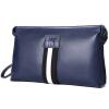 Haotton (HAUTTON) новые большие сумки мужские сумки мода случайные мужская сумка из натуральной кожи ручной пакет мужской корейской версии сумки SZB78SJ синий bag hautton сумки для документов и барсетки