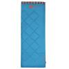 Тяньши (Highrock) 0 открытый кемпинг одного хлопка спальный мешок конверт стиль бархат деловые поездки портативный обед взрослый спальный мешок синий