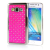 MOONCASE Hard Chrome Plated Star Bling Back ЧЕХОЛДЛЯ Samsung Galaxy A3 Hot pink диски helo he844 chrome plated r20