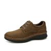 Мужская обувь Camel мужская обувь ручной работы повседневная обувь мужская толстая нижняя износостойкая обувь круглая обувь с обувью W532183050 хаки 43/265 ярдов мужская обувь