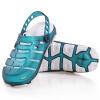 Рисунок Yue (TUYUE) Летний новый мужские сандалии и тапочки отверстие обувь мужчин сандалии случайные сандалии Баотоу сандалии желтый 40 [espadrij] сандалии
