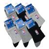 NBA баскетбол носки мужские носки случайные носки эластичные носки хлопок носки установлены 6 пар носки