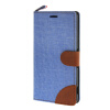 MOONCASE Xperia M4 , Leather Wallet Flip Card Holder Pouch Stand Back ЧЕХОЛ ДЛЯ Sony Xperia M4 Blue vintage women short leather wallets stylish wallet coin card pocket holder wallet female purses money clip ladies purse 7n01 18