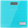 Deli (гастроном) весы 8880 домой электронные медицинские весы голубые