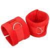Красный супер-соблазнение под кровать сдержанность в любви навеки манжеты комплект-470053 courtney wig красный