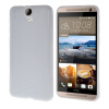 MOONCASE S - линия Мягкий силиконовый гель ТПУ защитный чехол гибкой оболочки Защитный чехол для HTC One E9 + E9 плюс белый