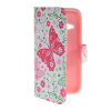 MOONCASE Pattern Style Leather Side Flip Wallet Card Slot Pouch Stand Shell Back ЧЕХОЛДЛЯ HTC One 2 Mini ( M8 Mini ) mooncase classic cross pattern leather side flip wallet card slot pouch stand shell back чехолдля htc desire 816 hot pink