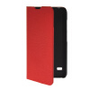 MOONCASE Slim Leather Side Flip Wallet Card Slot Pouch with Kickstand Shell Back чехол для Huawei Ascend Y550 Red mooncase slim leather side flip wallet card slot pouch with kickstand shell back чехол для huawei ascend y550 mint green