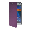 MOONCASE Slim Leather Side Flip Wallet Card Slot Pouch with Kickstand Shell Back чехол для Huawei Ascend G7 Purple mooncase чехол для huawei ascend p8 wallet card slot with kickstand flip leather back white