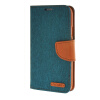 MOONCASE Galaxy S5 , Leather Flip Wallet Card Holder Pouch Stand Back ЧЕХОЛ ДЛЯ Samsung Galaxy S5 Green promate akton s5 чехол накладка для samsung galaxy s5 black