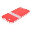 MOONCASE Huawei G7 Дело Желе Цвет силиконовый гель ТПУ Тонкий с подставкой обложка чехол для Huawei Ascend G7 красный цвет mooncase huawei p8 дело желе силиконовый гель тпу тонкий с подставкой обложка чехол для huawei ascend p8 красный