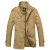 zogaa мужчин ветер пальто толщиной меньше падение сквозь ветер